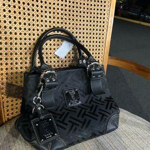 Tignanello Black New Handbag